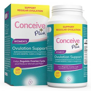 Conceive Plus Ovulation Support PCOS supplements vitamins australia